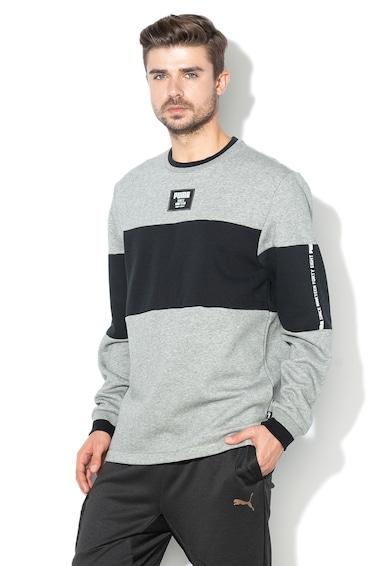Puma Rebel polárbéléses pulóver férfi