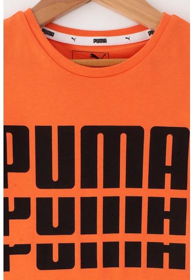 Puma Tricou cu imprimeu logo Rebel Bold Fete