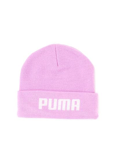 Puma Caciula din tricot fin cu logo Barbati