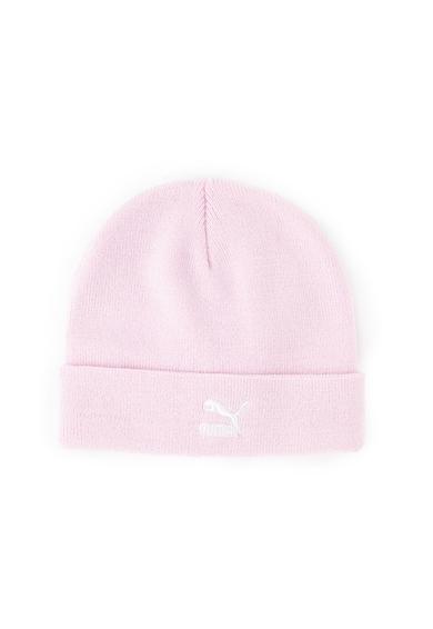 Puma Фино плетена шапка с лого Мъже