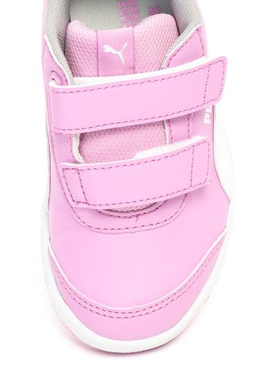 Puma Stepfleex 2 tépőzáras sneakers cipő Fiú