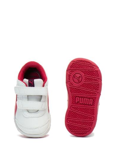 Puma Pantofi sport cu velcro Stepfleex 2 SL V Inf Fete