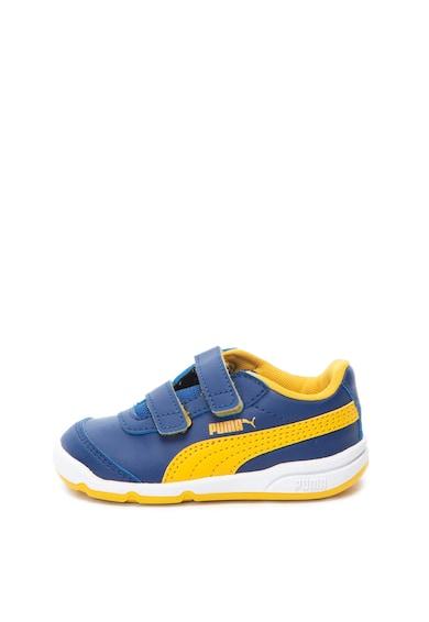 Stepfleex 2 SL V Inf ökobőr sneakers cipő - Puma (190115-12) 75eb4e97bc