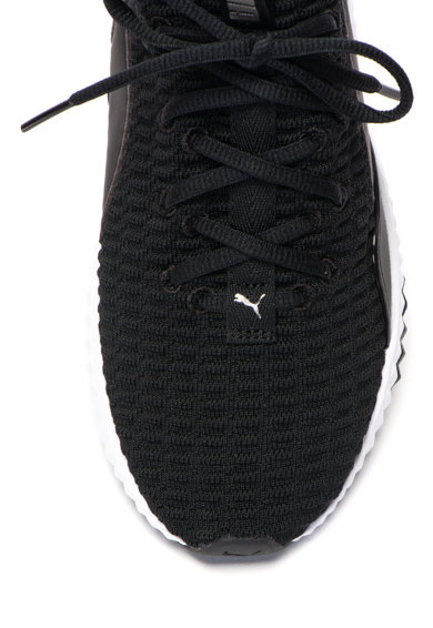 Puma Pantofi sport slip-on cu aspect tricotat Defy Femei