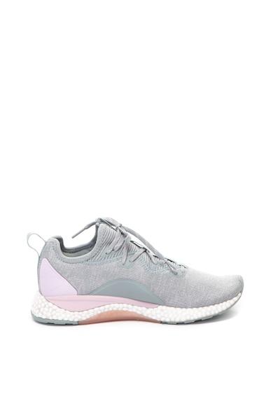 Puma Pantofi slip-on din plasa tricotata, pentru alergare Hybrid Femei