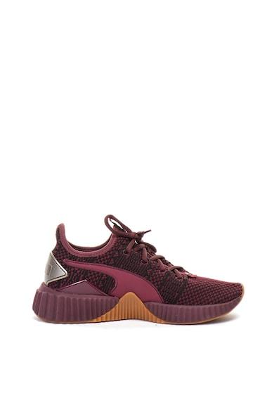Puma Pantofi sport slip-on pentru fitness Defy Luxe Femei