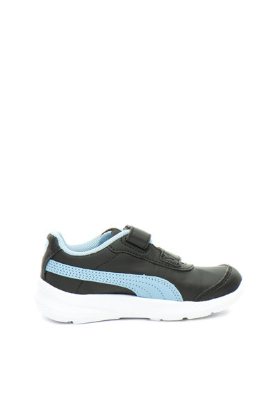 Puma Stepfleex 2 Run SL V PS ökobőr sneakers cipő Lány