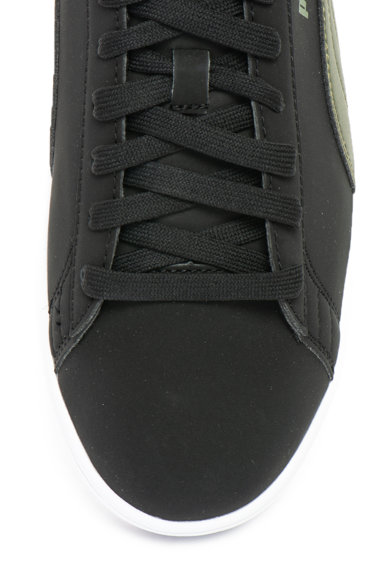Puma Спортни обувки Smash v2 с еко кожа и контрастни детайли Мъже