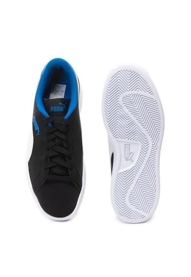 Puma Smash v2 nubuk bőr hatású sneaker női