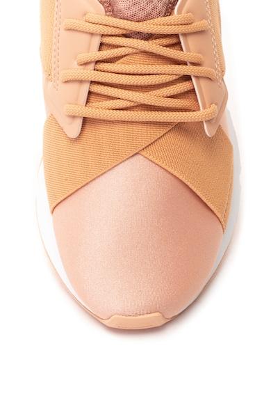 Puma Pantofi sport slip-on Muse Satin Ep Femei