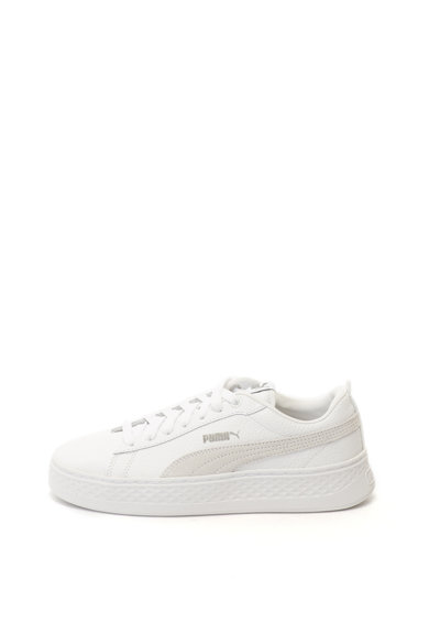 Puma Спортни обувки Smash с кожа и велур Жени