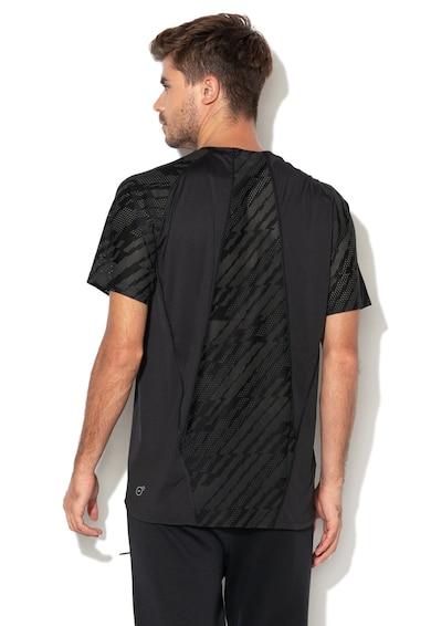 Puma Tricou pentru fitness cu model cu plasa Dry Cell Barbati