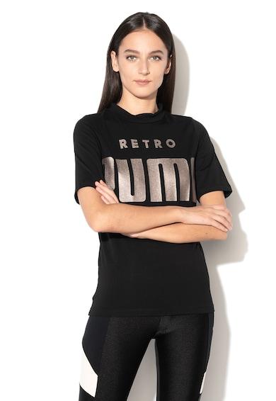 Puma Póló csillogó logómintával női