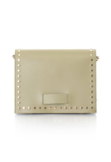 Numero1 Чанта от еко кожа с капси Жени