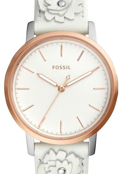 Fossil Часовник Neely и обеци с винтчета Жени