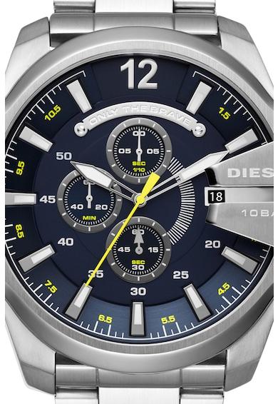Diesel Ceas cronograf cu bratara metalica Mega Chief Barbati