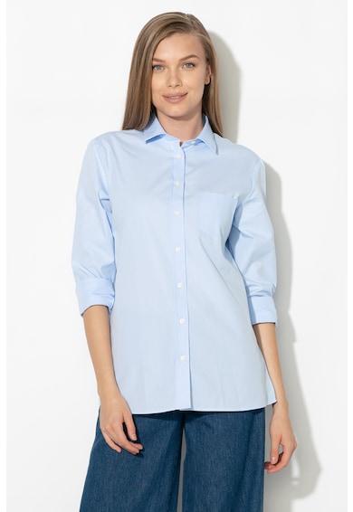 Zee Lane Collection Риза с пришит джоб Жени