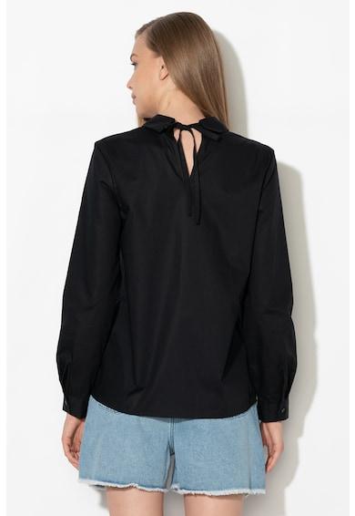 Zee Lane Denim Риза с връзки отзад Жени