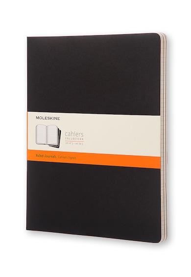 Moleskine Vonalas jegyzetfüzet szett - 3 db női