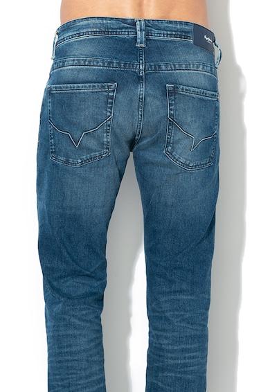 Pepe Jeans London Blugi relaxed fit cu talie medie Kingston Barbati