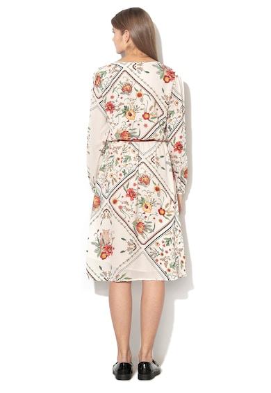Pepe Jeans London Разкроена рокля Pati с отделящ се колан Жени