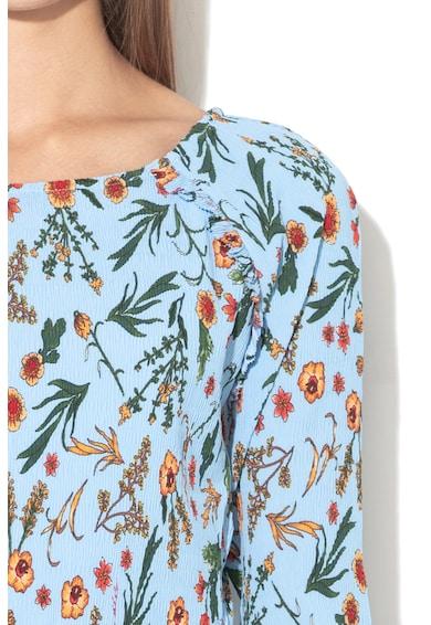 Pepe Jeans London Флорална рокля Bridget с плисе Жени