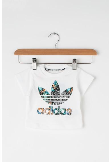 Adidas ORIGINALS Tricou cu imprimeu logo Zoo Fete