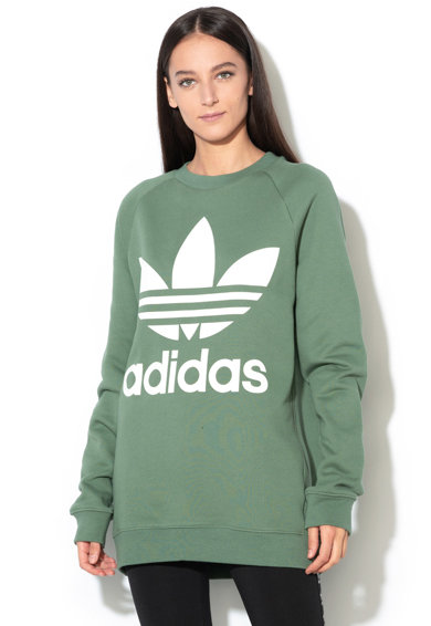 597f09faf5 Logómintás pulóver - Adidas ORIGINALS (DH3128)