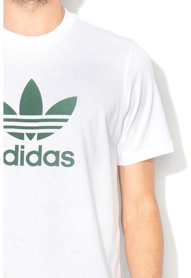 adidas ORIGINALS Trefoil logómintás póló férfi