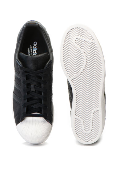 Adidas ORIGINALS Pantofi sport de piele Superstar Barbati