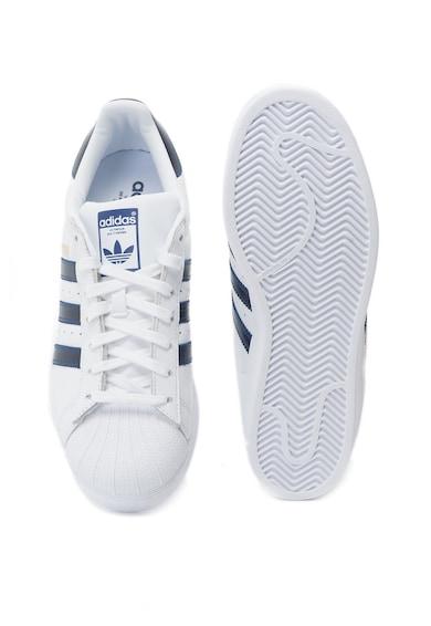 Adidas ORIGINALS Pantofi sport cu dungi emblematice Superstar Barbati