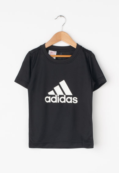 Adidas PERFORMANCE Tricou cu logo pentru antrenament Baieti