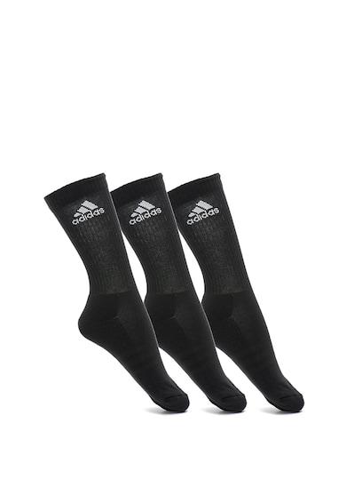 Adidas PERFORMANCE Set de sosete medii unisex, pentru antrenament - 3 perechi Femei