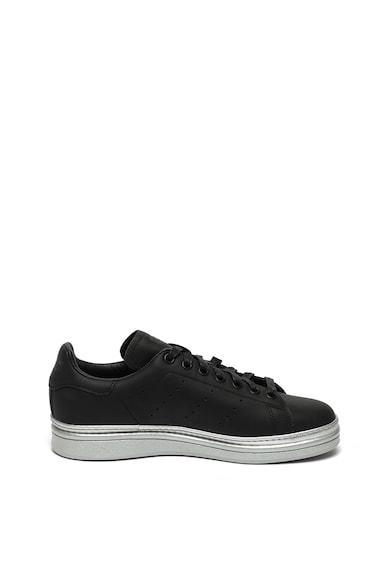 Adidas ORIGINALS Pantofi sport de piele si piele ecologica Stan Smith New Bold Femei