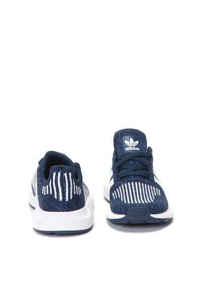 Adidas ORIGINALS Swift Run sneakers cipő kontrasztos részletekkel Lány