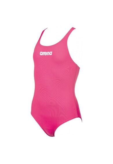ARENA Costum inot  Solid Swim Pro Jr pentru copii Fete