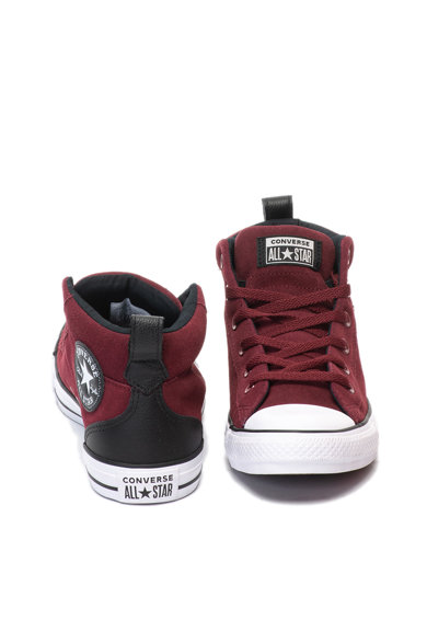 Converse Unisex Chuck Taylor All Star Street nyersbőr cipő női