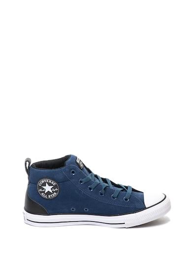Converse Унисекс кецове Chuck Taylor All Star с велур и кожа Жени