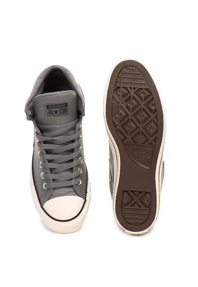 Converse Chuck Taylor All Star középmagas szárú bőr tornacipő női
