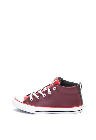 Converse Chuck Taylor All Star középmagas szárú bőrcipő Lány