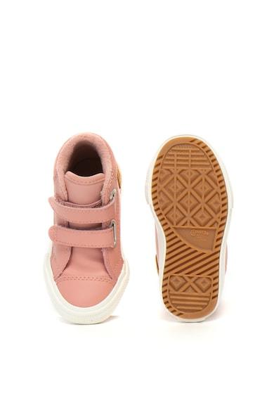 Converse Chuck Taylor All Star középmagas szárú tépőzáras cipő Lány