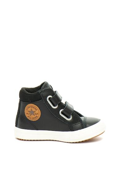 Converse Chuck Taylor All Star magas szárú bőrcipő Lány