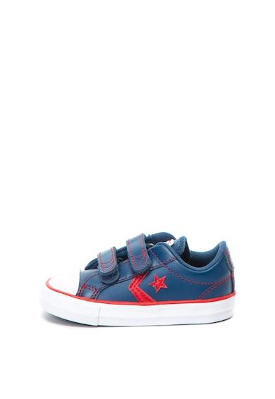 Converse All Star bőr tornacipő Lány