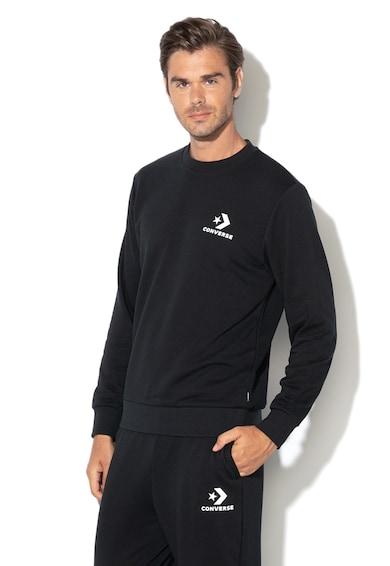 Converse Logómintás pulóver férfi
