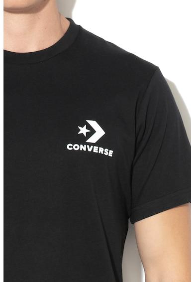 Converse Tricou de bumbac cu imprimeu logo Barbati
