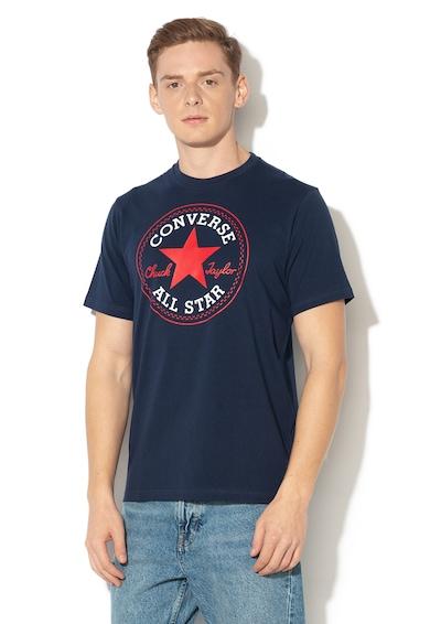 Converse Tricou cu imprimeu logo si decolteu la baza gatului Chuck Taylor Barbati