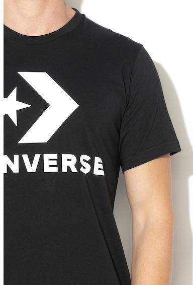 Converse Тениска с десен на лога Мъже