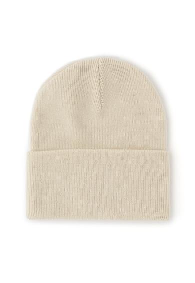 Converse Унисекс плетена шапка с лого Жени