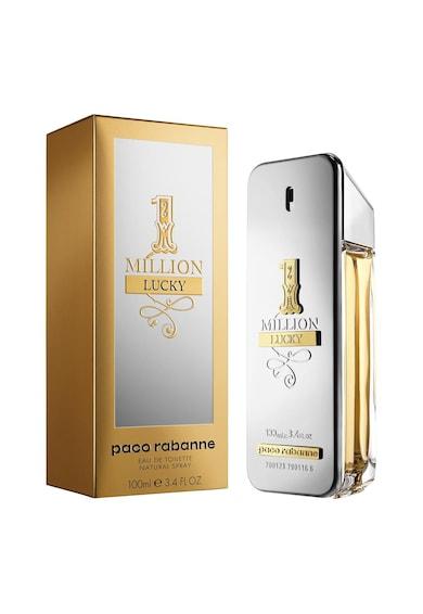 Paco Rabanne Apa de Toaleta  1 Million Lucky, Barbati, 100 ml Barbati