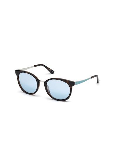 Guess Слънчеви очила стил Pantos с лого Жени